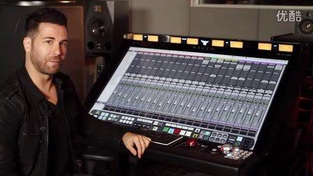RAVEN 多点触控调音台-进化的工作流程