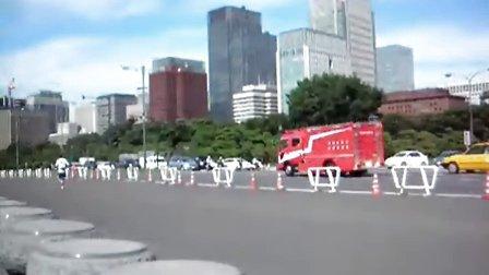 日本 东京消防庁 特别救助队 救助车 紧急通行