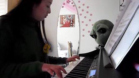 《豪杰春香》钢琴插曲片段