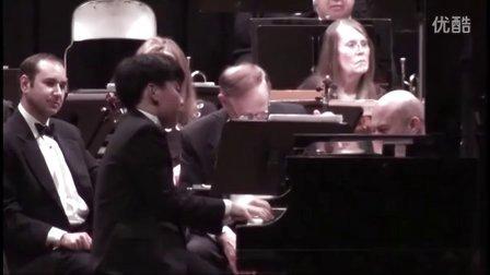 黎卓宇(George Li)演奏斯卡拉蒂D小调奏鸣曲K141