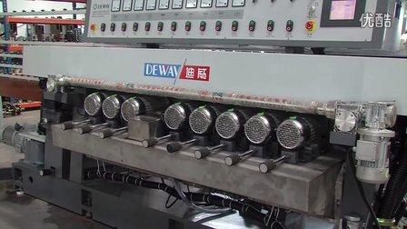 广东迪威(DEWAY)DBM351玻璃波浪直线斜边机