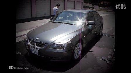ED洗车测试视屏(2008 BMW 535i)