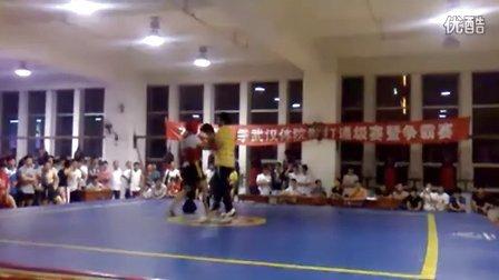 武汉体院11年通级赛。