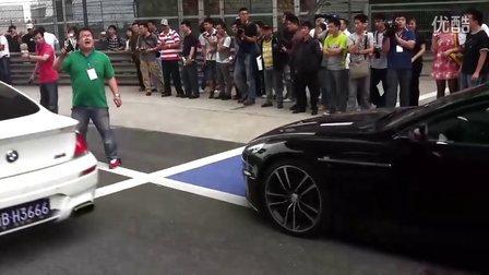 2011上海超跑嘉年华(超跑起步发动机的轰鸣声 瞬间 秒杀一切  )!!!