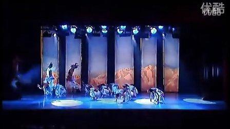 男女群舞《梦非梦》录像版 高清