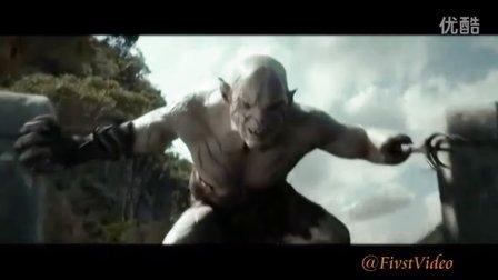 《霍比特人2 斯毛戈荒漠》第二版高清预告片 The Hobbit2