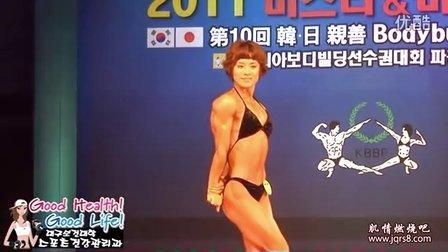 2011韩国健美健身大赛31