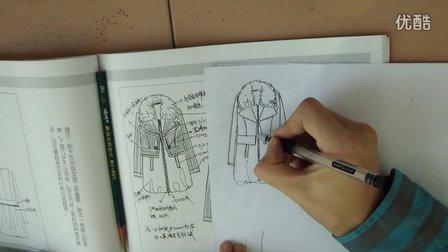 如何画好服装款式图(《实用设计》视频辅助教程2)