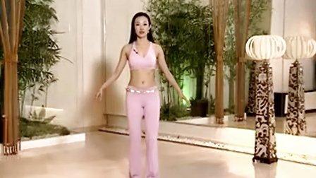 肚皮舞教学视频 2013肚皮舞印度新娘分解舞视频教学