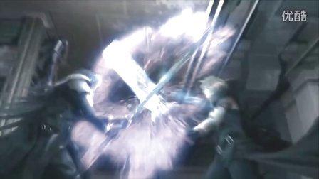 最终幻想7-圣子降临MV 萨菲罗斯Vs克劳德最终之战