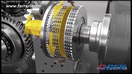 法拉利FF牵引力控制系统原理解析