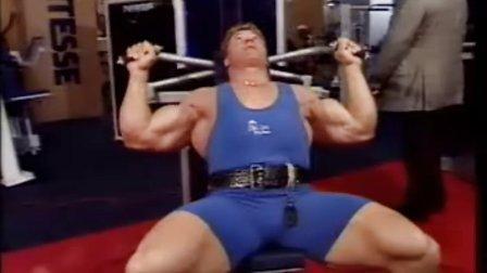 【健美训练】Bodybuilding.-.Gunter.Schlierkamp.-.Rockhard