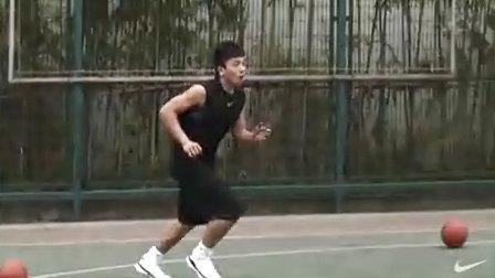 科比门徒训练场Ⅱ13绕圈上篮投篮