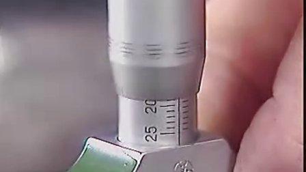 汽车维修培训之工具介绍-内径千分尺