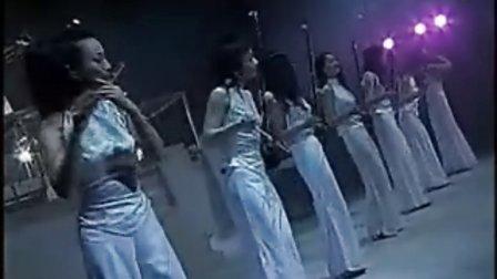 女子12乐坊  经典民歌轻音乐 dvd05