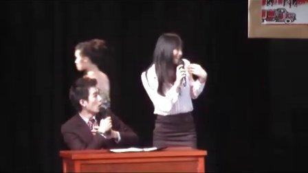 广州大学新闻与传播学院522晚会之才艺节目之《青春纪念册》