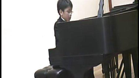 黎卓宇(George Li)弹奏肖邦第6号降D大调圆舞曲