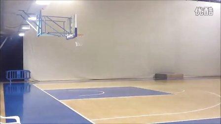 Team Panathinaikos practices for their next game.