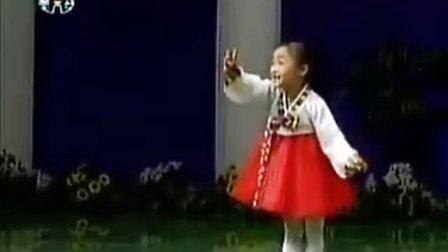 朝鲜歌舞——고운 새야 노래부르자 儿童表演