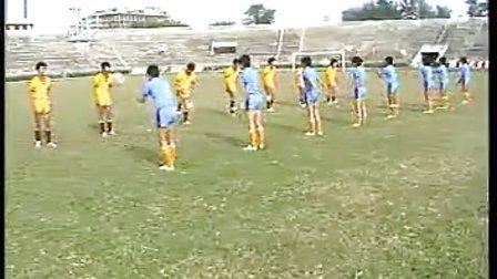 足球基本技术——停球技术 标清