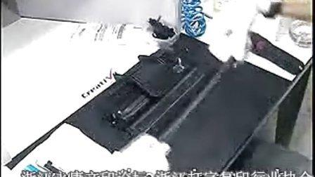 富士施乐3117打印机硒鼓拆解清洁加粉