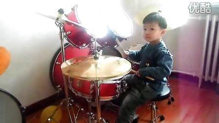 【让梦想飞】三岁鼓童咚咚 BEAUTIFUL DAY
