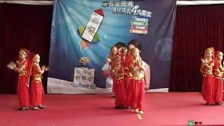 宁波 小港中心幼儿园 舞蹈印度新娘