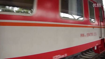 T8868次成都南站到达!(开通第2天,2站台3道) via 動車仔