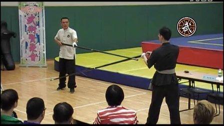 [2013-11-04]劉門八極大槍(節選:封、閉)