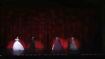 2002年 風と共に去りぬ 轟悠 瀬奈 第一幕