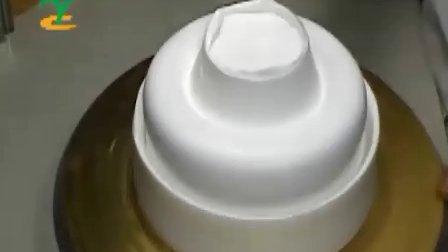 生日蛋糕制作视频-刘科元创新陶艺蛋糕