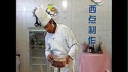 翻糖蛋糕配方_翻糖艺术蛋糕_蜂蜜蛋糕制作视频 标清