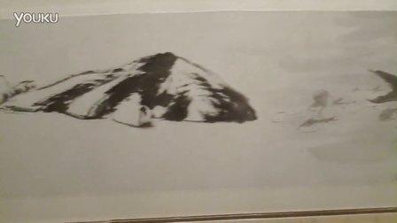 八大山人国画欣赏   书馨雅艺拍摄