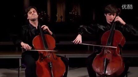 双大提琴演绎老肖的前奏曲