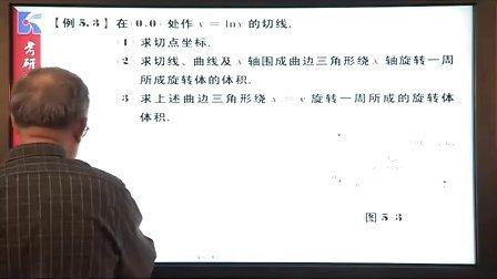 2012考研数学第一视频5-1