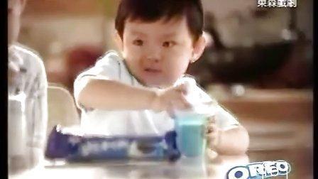 奥利奥广告