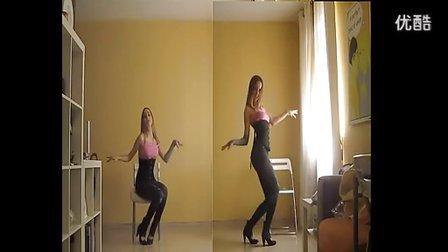 【春妮热舞】- GUN 自拍舞蹈