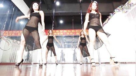 深圳最专业的钢管舞培训 教学视频 深圳缘梦国际舞蹈培训学校