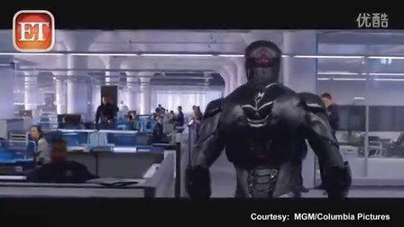 《机器战警》(RoboCop)火爆预告片