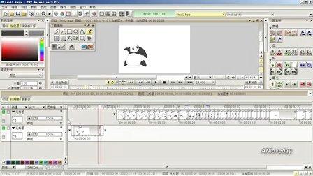 TVP Animation动画教学——剪辑合成