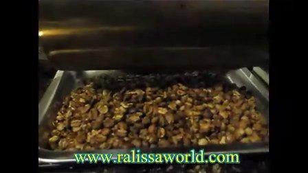 如何自己烘焙咖啡豆