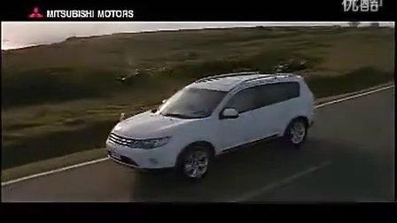 三菱汽车欧蓝德-台湾电视广告