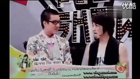 【X】Nichkhun 妹妹 Sherleen 在泰国节目跳 宋茜 NU ABO