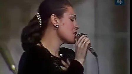 【好声好色俄罗斯】鹅民歌-啊,娜塔莎-瓦莲京娜·托尔库诺娃 演唱