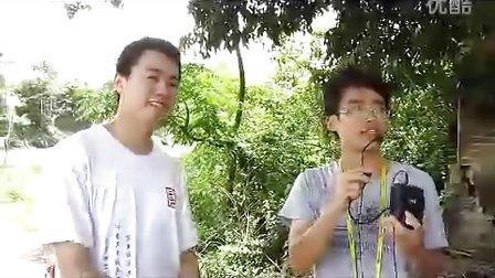 广西师院陈博陈教授定向越野强爆出击