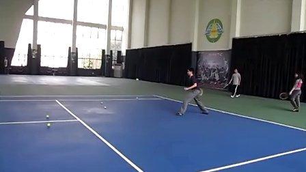 跑动 接球