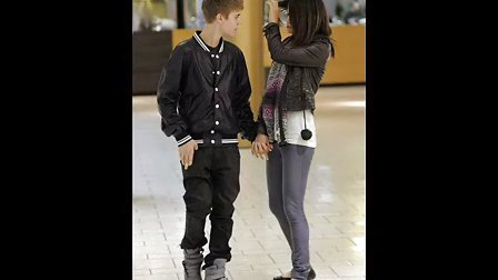 Selena Gomez Justin bieber on his birthday
