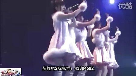 日本美女组合AKB48-天使一样的美丽