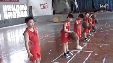 安化篮协少年篮球培训班第一班