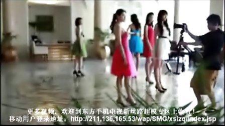 首届新丝路克拉克亚洲泳装模特大赛花絮